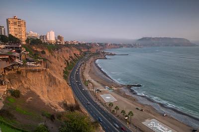 Pérou - J19-20 - Lima Miraflores