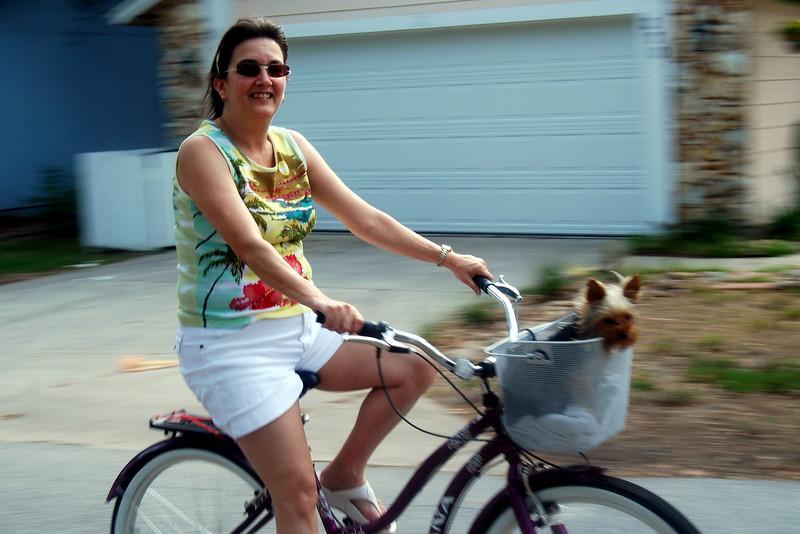 031 Jewels and Lisa on bike.jpg