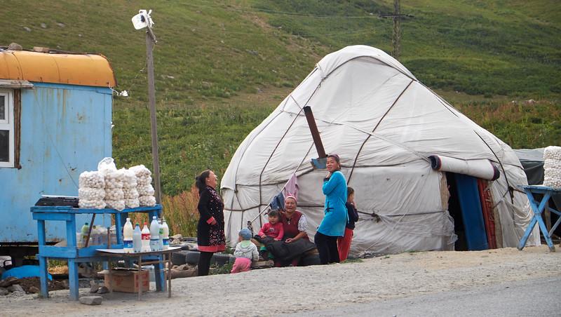 Biškek - Oš