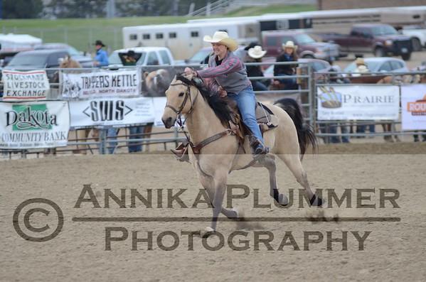 2015 DSU Rodeo - Sat Short Go - Goat Tying