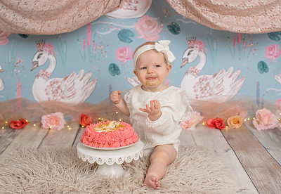 Miss Everly Cake Smash