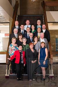 DAOR Presidents Group Photo