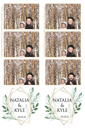 Natalia and Kyle