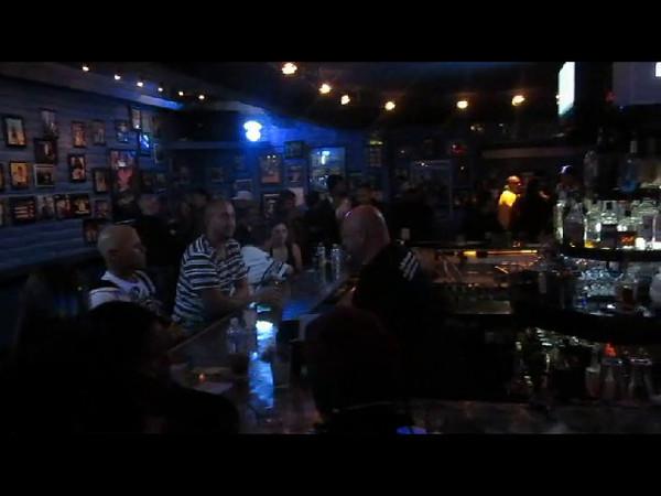 Henry Beam's Blue Bar