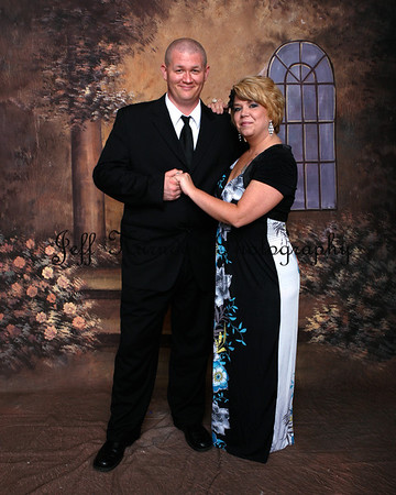 UGHS faculty and staff Prom 2012