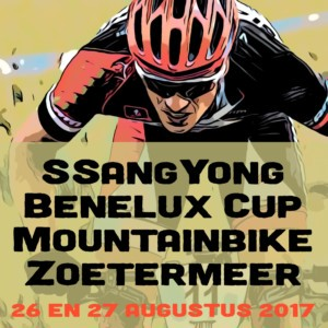 MTB Beneluxcup 2017, dag 1