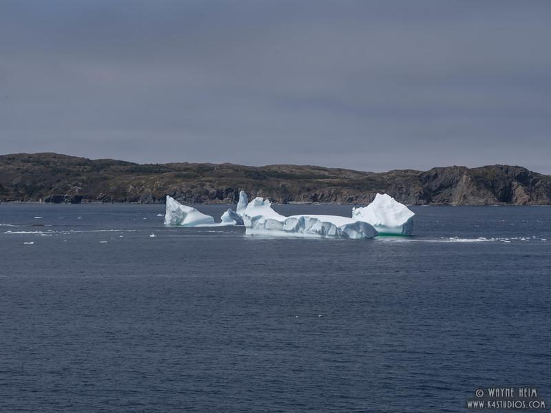 Iceberg 66     Photography by Wayne Heim