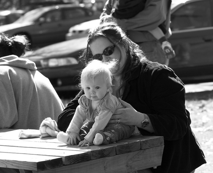 This photograph is dedicated to Linda, Chloe's great Aunt.