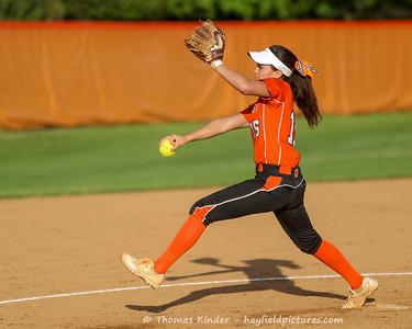 Varsity Softball vs Washington Lee 4/28/17