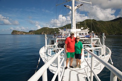 Windstar 2017 Barbados to St Lucia