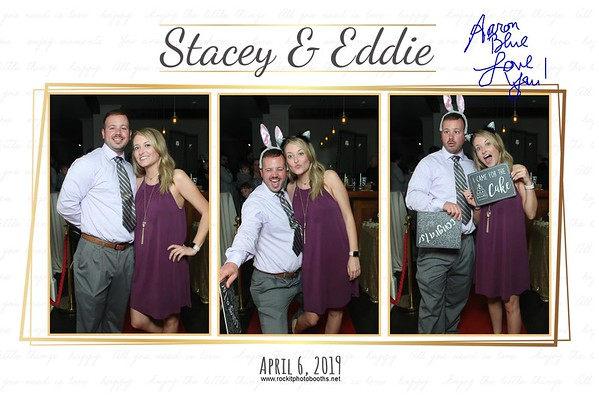 Stacey  & Eddie April 6, 2019