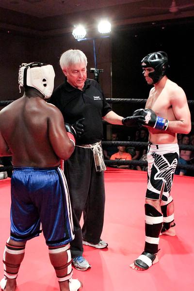 Buster Cooper vs. Marcelo Nunes