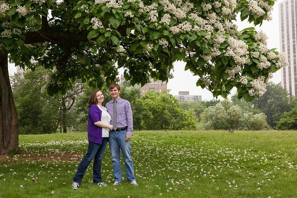 Mary and Matt Engagement