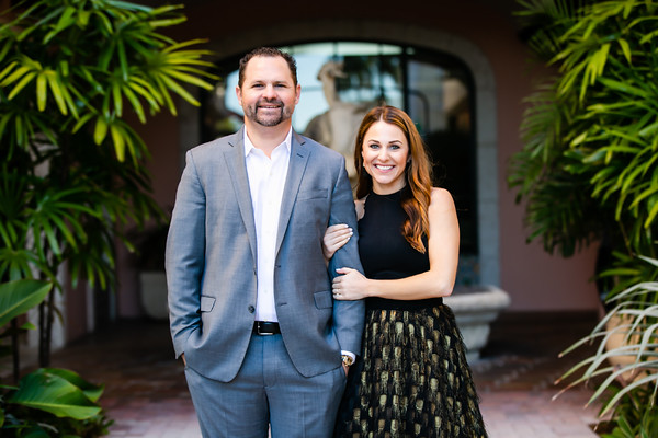Amy & Brendan