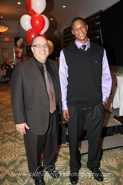 Basketball Ontario Awards Gala Nov 2011