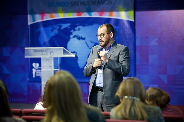 World Without Orphans Conference