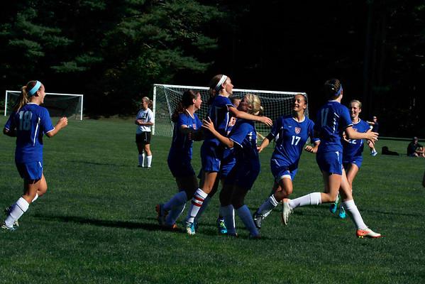 Girls' Varsity Soccer | September 27