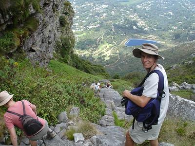 2009-01-29 Disa Hike Table Mountain