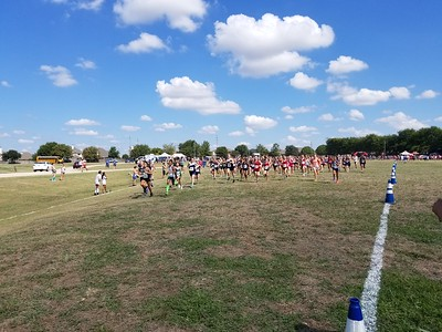 Cross Country at DBU Patriot/Orville Rogers XC Opener 9.1.18