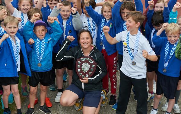 Kids Marathon - Leamington Spa