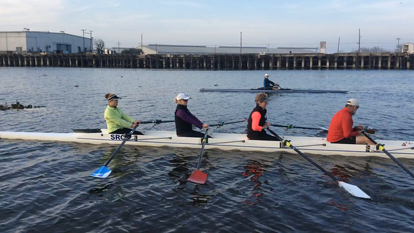Stockton Feb '16 - Ryan - Day 1 (Sculling)