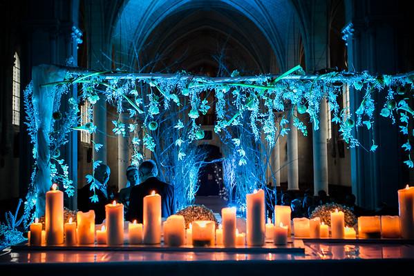 Darrenn + Genessa // Wedding in France