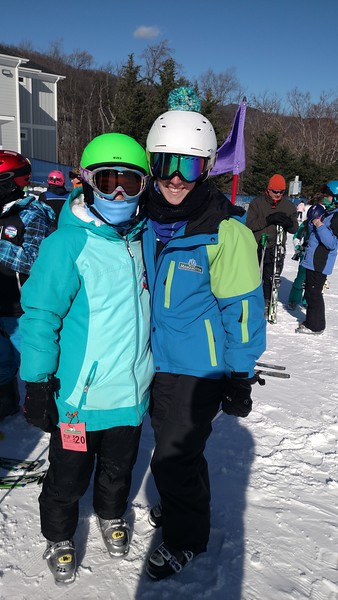 2016-01-18 Day 2 Ski School & Skiing