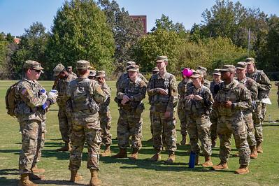 Military Science Field Tactics