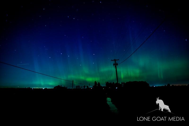 North Lynden Northern Lights