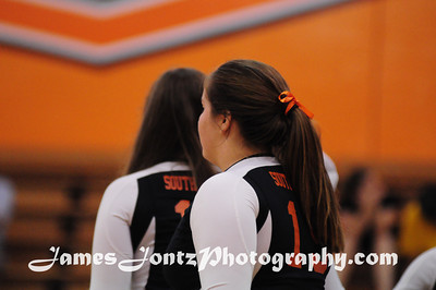 2013 Volleyball vs Poly