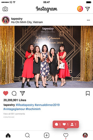 Event - Tapestry YEP