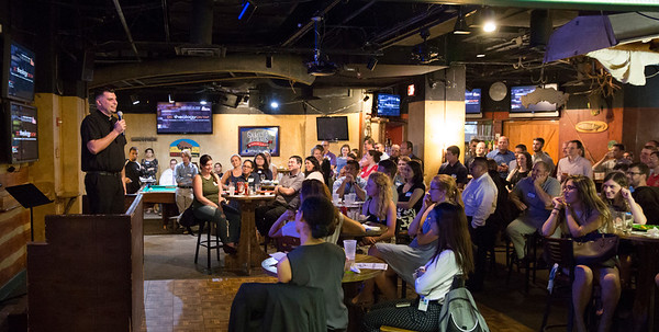 Theology on Tap with Anthony Federico