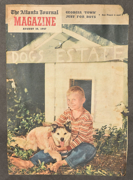 Boys Estate Scrapbook 08-01-16