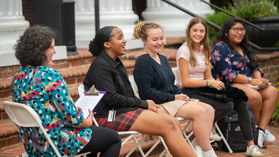 Admissions Student Panel
