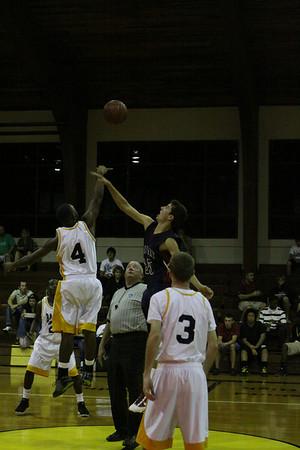 CCHS vs SPC JV B. Basketball