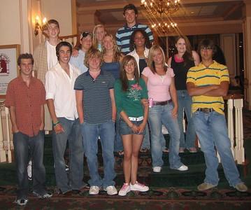 2005 Senior Class Trip - Orlando