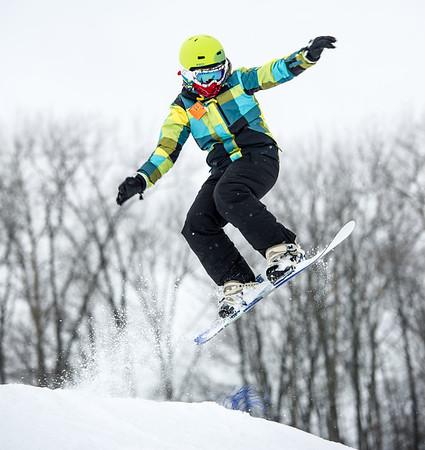 Snow Snake Skiers, 2-23-13