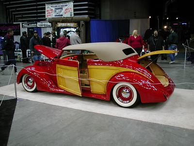 Oakland Roadster Rod & Custom 2001