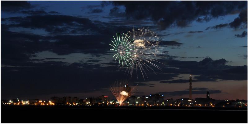 Moncton 2012 Fireworks