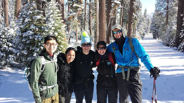 Bear Valley Snow Trip 2014