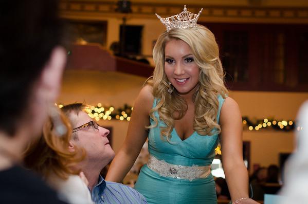 Miss Washington 2011 Homecoming