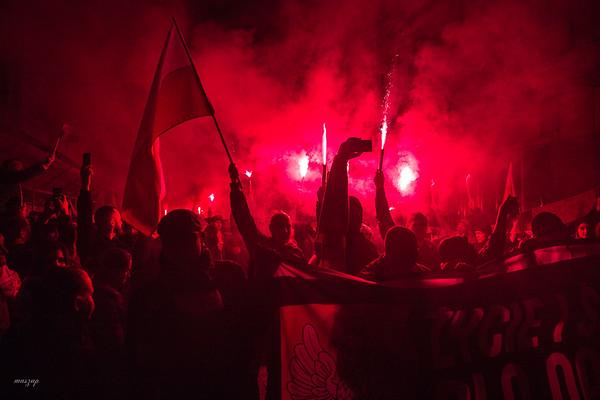 2018-11-11 Marsz Niepodległości