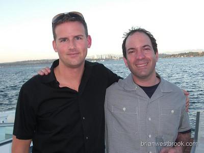 Josh & Bob's BBQ (8 July 2008)