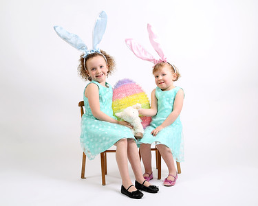 Girl's Easter 2017