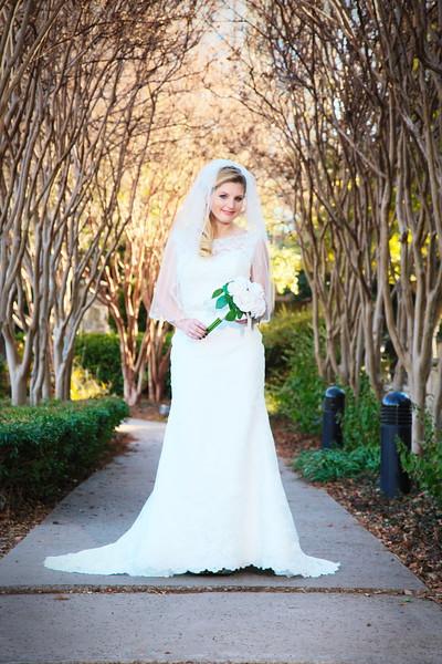 Meredith's Bridal Sitting