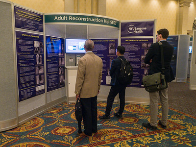 Future Meetings Wall Info Booth Poster Scientific Exhibits - E70