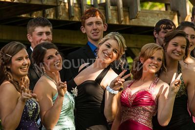 2012 CLVCS Prom