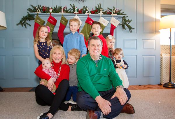 Mary & Cole's Family Christmas 2018