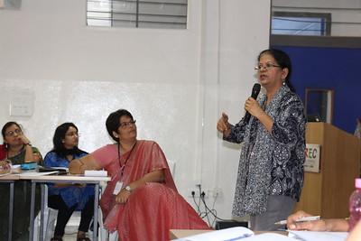 Workshop by Jyoti Swarup