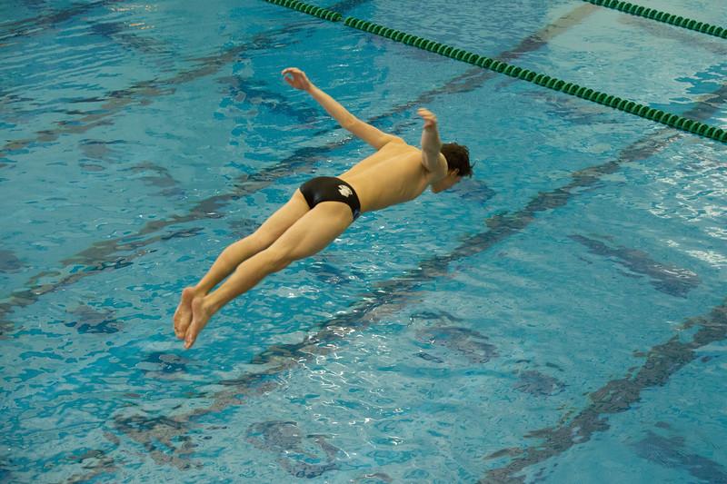 Men's Diving